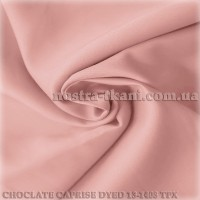 Мако сатин Choclate-Caprise-Dyed-13-1408-TPX