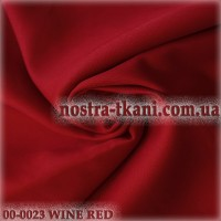 Сатин 00-0023 WINE RED ACTIVE
